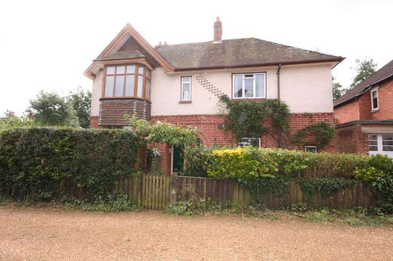 3 Bedrooms Detached House for sale in Shrubbs Hill Gardens, Lyndhurst, Hants, SO43