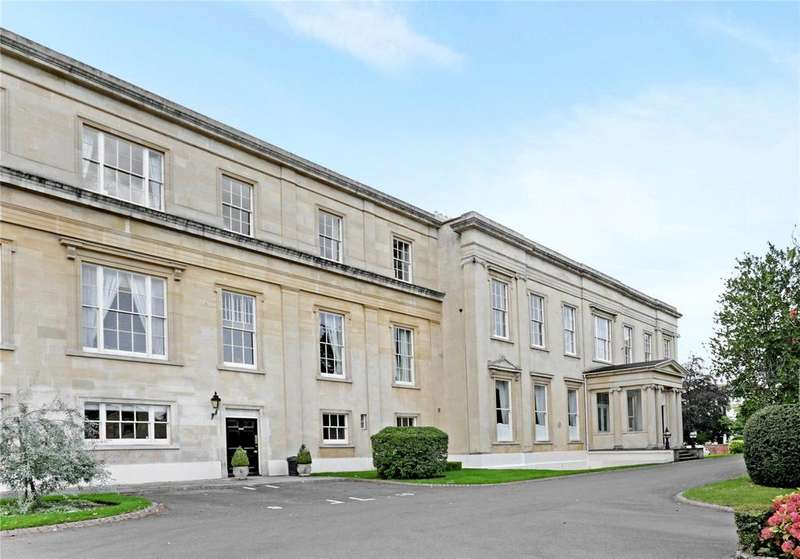 2 Bedrooms Unique Property for sale in Montpellier House, Suffolk Square, Cheltenham, Gloucestershire, GL50