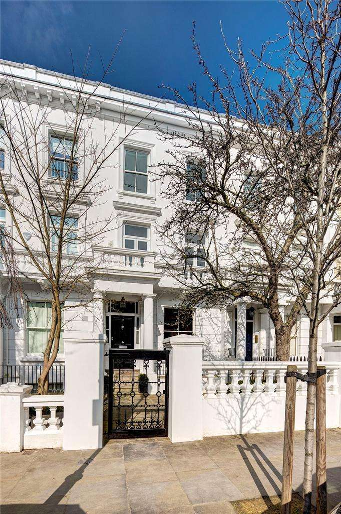 5 Bedrooms Terraced House for sale in Scarsdale Villas, Kensington, London, W8