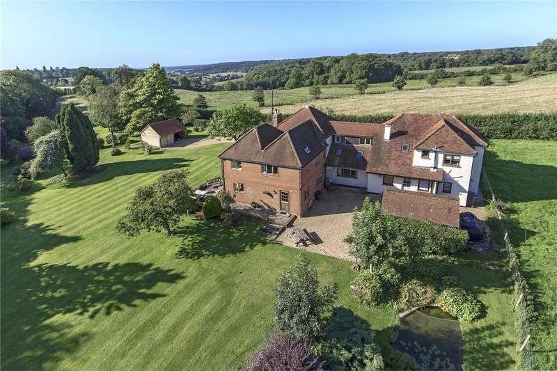 6 Bedrooms Detached House for sale in Northend, Henley-on-Thames, Oxfordshire, RG9