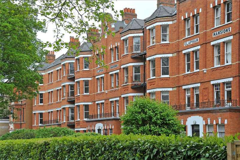 2 Bedrooms Flat for sale in Clapham Mansions, Nightingale Lane, London, SW4