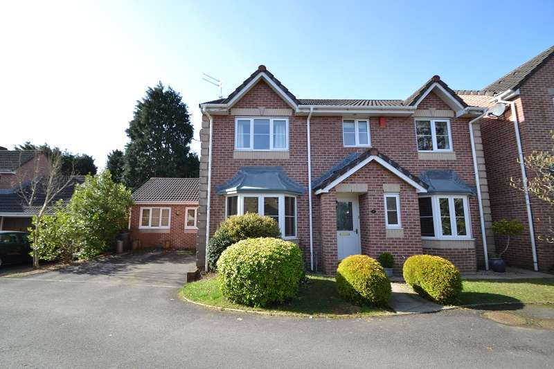 4 Bedrooms Detached House for sale in Coed Y Wenallt , Rhiwbina, Cardiff. CF14 6TN