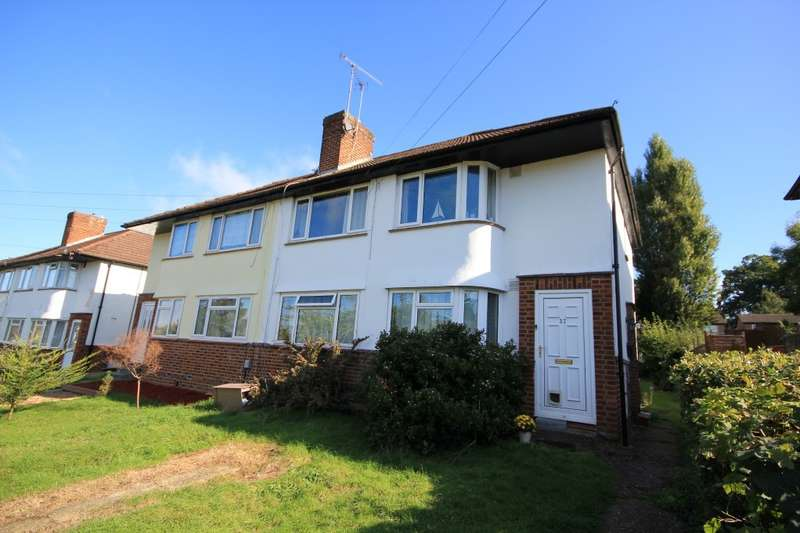 2 Bedrooms Flat for sale in Barnsdale Road, Reading, RG2