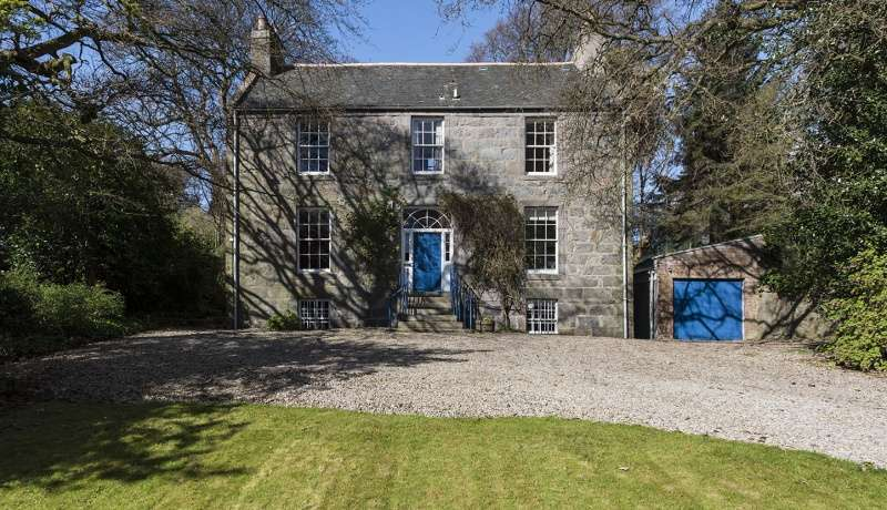 7 Bedrooms Detached House for sale in The Chanonry, Old Aberdeen, Aberdeen, AB24 1RN