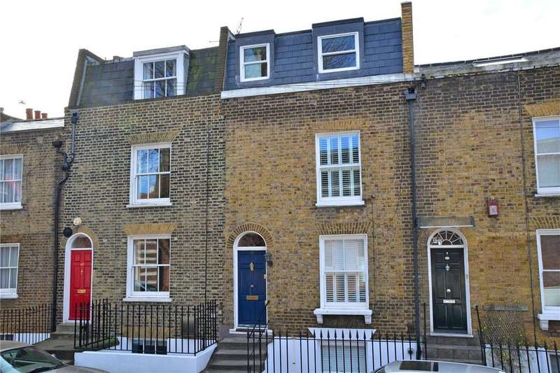 3 Bedrooms Terraced House for sale in Greenwich Park Street, London, SE10