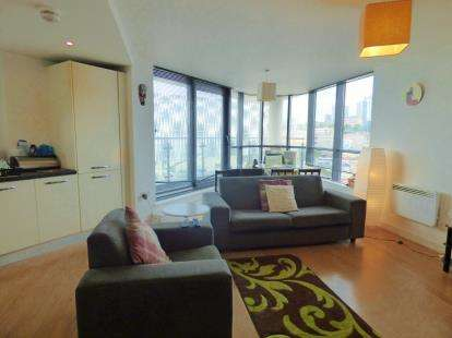 2 Bedrooms Flat for sale in Skyline, St. Peters Street, Leeds, West Yorkshire