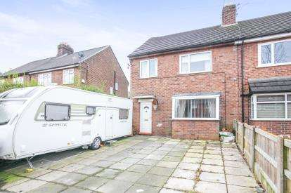 3 Bedrooms Semi Detached House for sale in Manor Park North, Knutsford, Cheshire