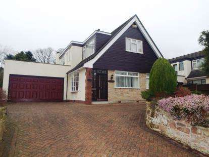 4 Bedrooms Detached House for sale in Knowsley Road, Cressington Park, Liverpool, Merseyside, L19
