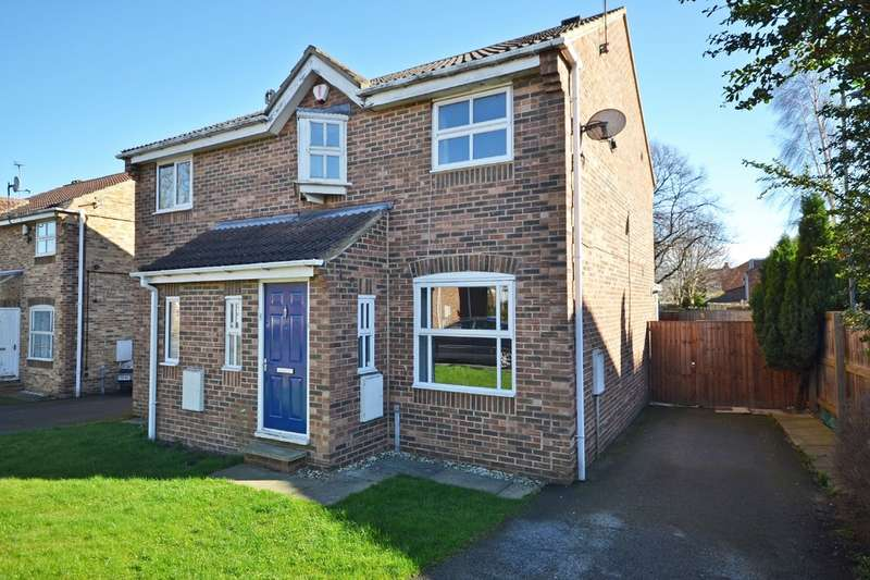 3 Bedrooms Semi Detached House for sale in Park Close, Ryhill, Wakefield