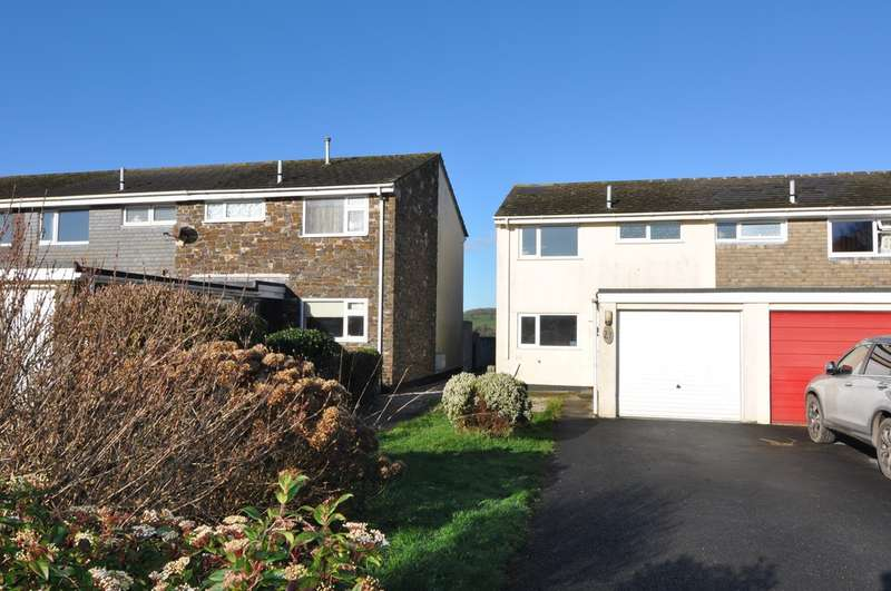 3 Bedrooms End Of Terrace House for sale in Long Park, Modbury, South Devon