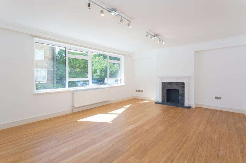 3 Bedrooms Apartment Flat for sale in Clifton Place, London, W2