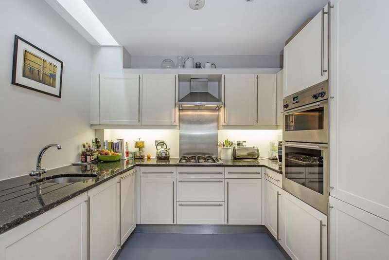 2 Bedrooms Flat for sale in Coachmaker Mews, SW4