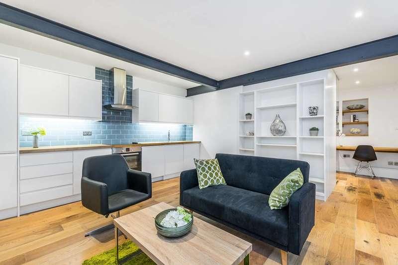 Studio Flat for sale in Westbourne Gardens, Royal Oak, W2