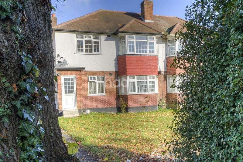 2 Bedrooms Maisonette Flat for sale in Harrow Road, Wembley