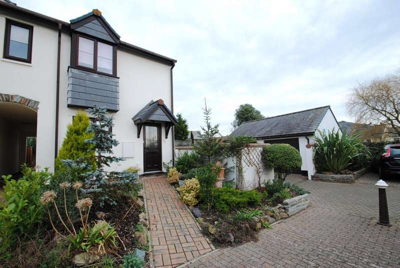 2 Bedrooms Terraced House for sale in Town Farm Court, Braunton