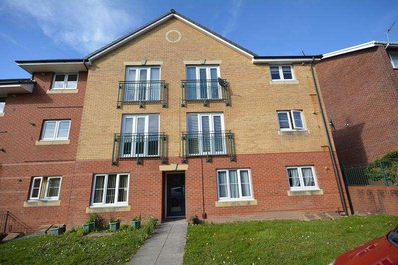 2 Bedrooms Flat for sale in Ridgeway Road, Rumney, Cardiff. CF3