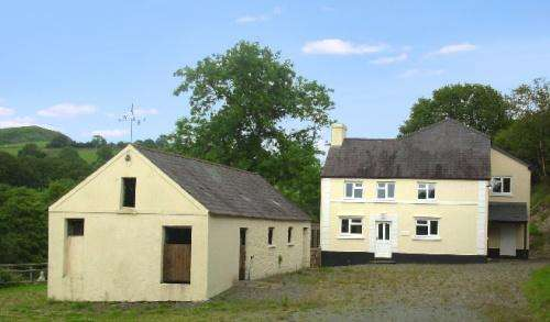 5 Bedrooms Equestrian Facility Character Property for sale in Ffarmers, Llanwrda, SA19