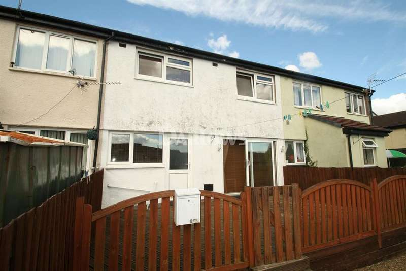 2 Bedrooms Terraced House for sale in Wordsworth Gardens Rhydyfelin