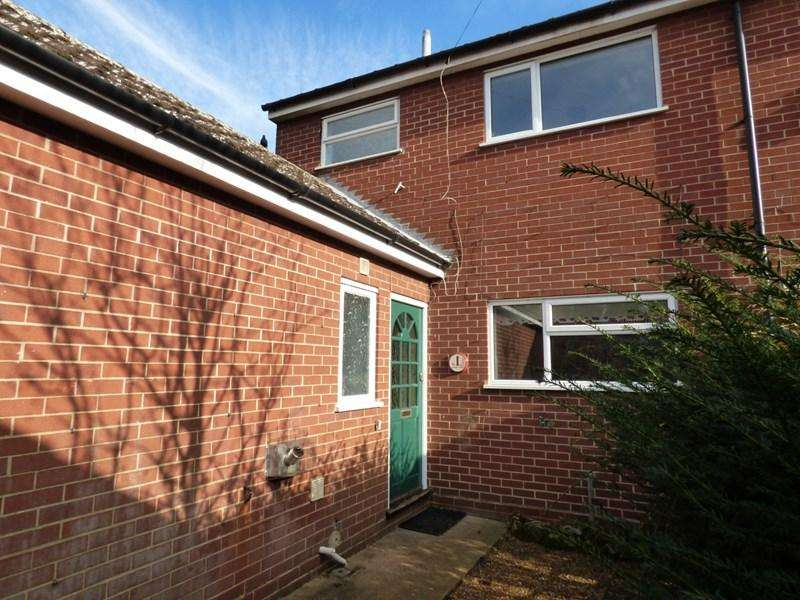 3 Bedrooms End Of Terrace House for sale in Manor Court, The Street, Long Stratton, Norwich