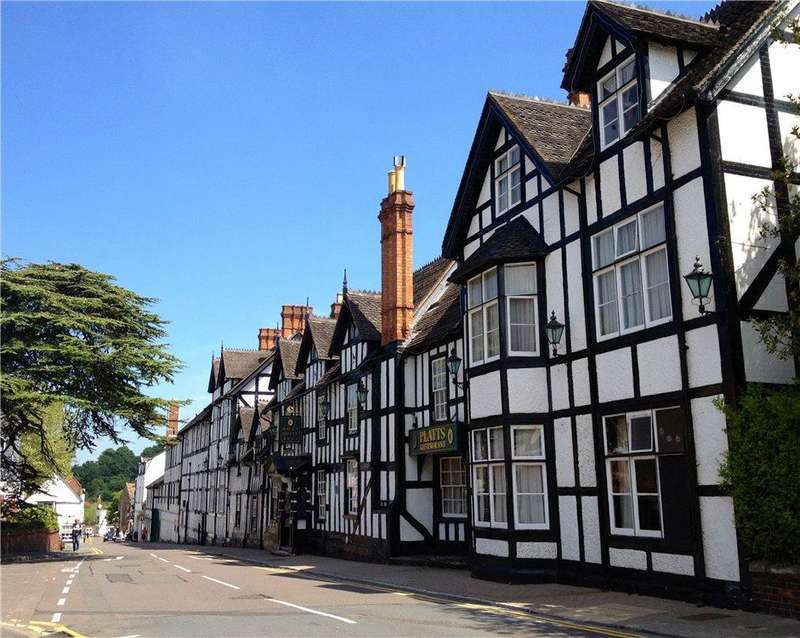 Land Commercial for sale in St Andrews Road, Droitwich, Worcestershire, WR9