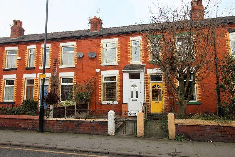 2 Bedrooms Terraced House for sale in Church Road, Northenden, Manchester. M22 4NN