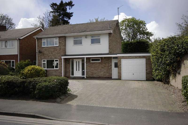 4 Bedrooms Detached House for sale in St Johns, Worcester
