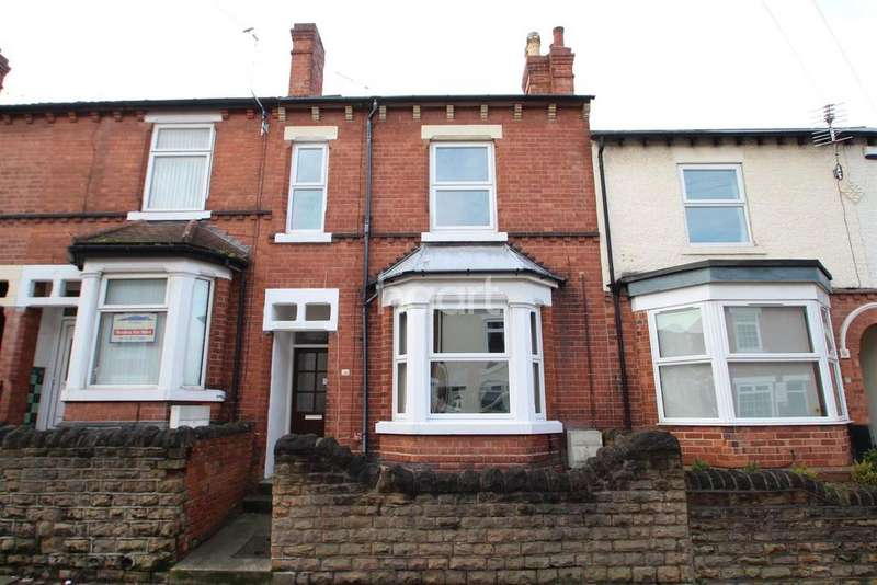 3 Bedrooms Terraced House for sale in Sandy Lane, Hucknall