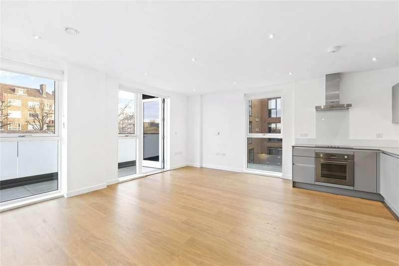2 Bedrooms Flat for sale in Oldridge Road, Balham, London, SW12