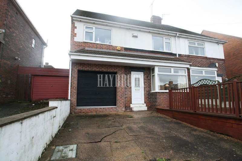 3 Bedrooms Semi Detached House for sale in Woodthorpe Road, Woodthorpe, S13