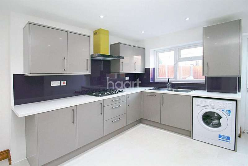 4 Bedrooms Terraced House for sale in Victoria Road, Barking, Essex