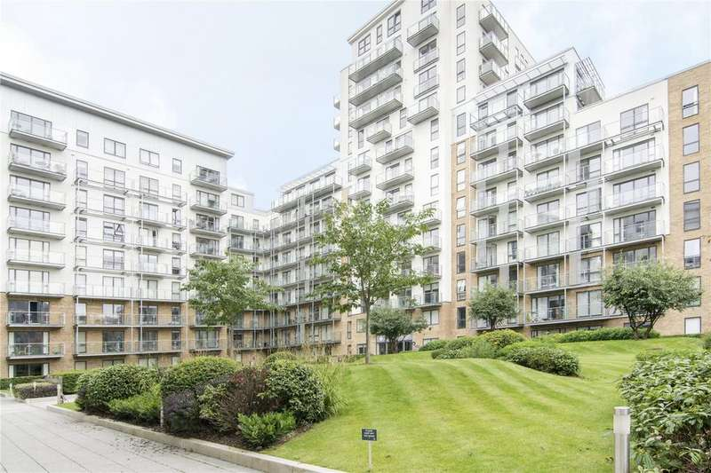 2 Bedrooms Flat for sale in Maestro Apartments, 55 Violet Road, London, E3