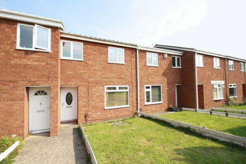 3 Bedrooms Terraced House for sale in Meldrum Square, Elm Tree, Stockton, TS19 0TN