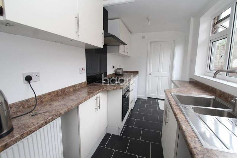 3 Bedrooms End Of Terrace House for sale in Derby Street, Lincoln, LN5