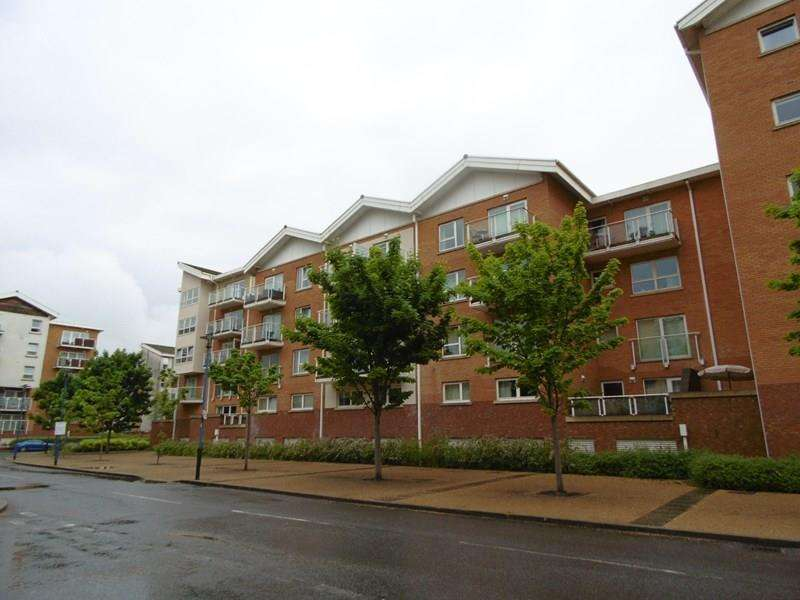 1 Bedroom Apartment Flat for sale in Chandlery Way, Cardiff