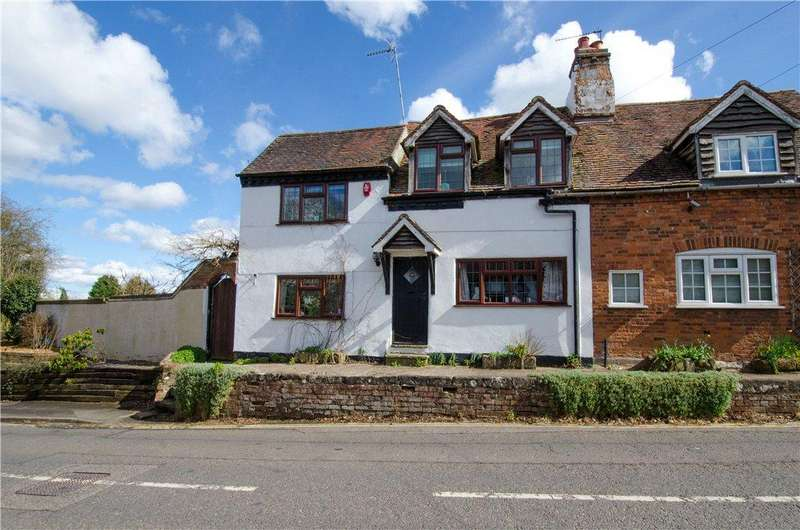 4 Bedrooms Semi Detached House for sale in Astwood Lane, Feckenham, Redditch, Worcestershire, B96