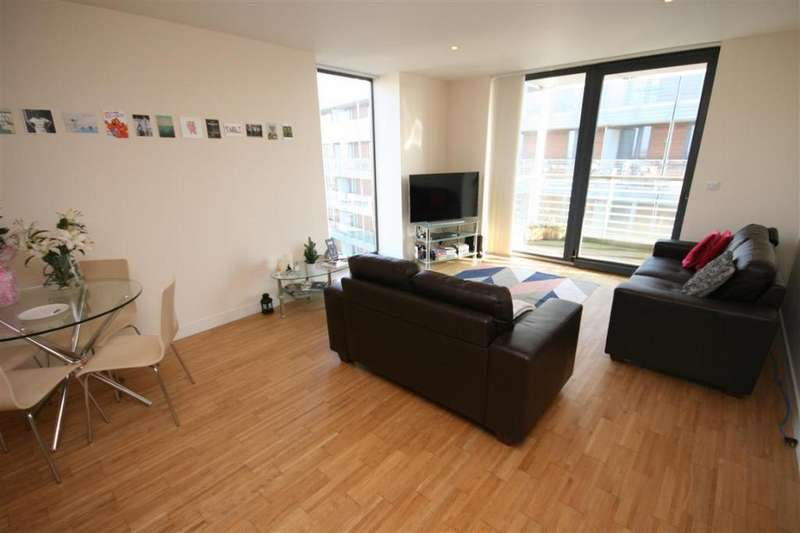 2 Bedrooms Flat for sale in St Georges Island, Kelso Place, Manchester, M15