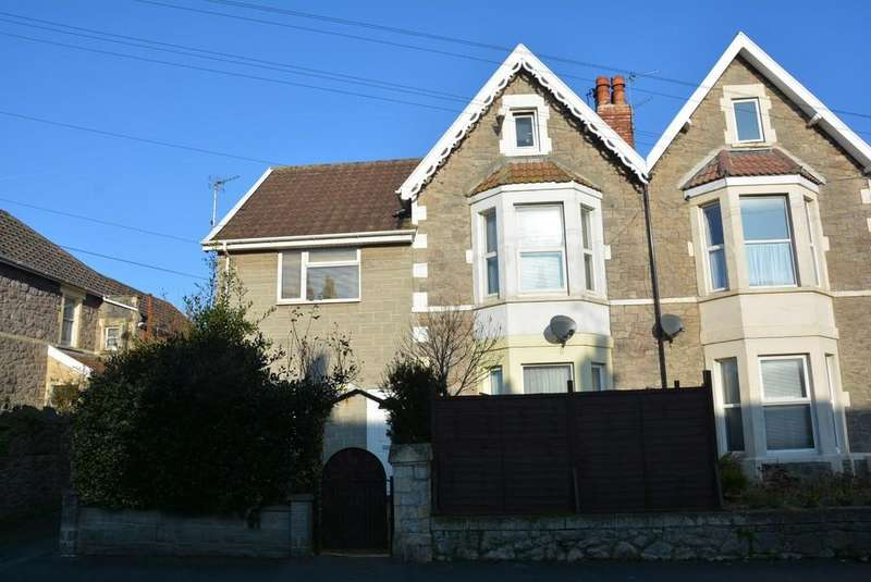 2 Bedrooms Ground Flat for sale in Moorland Road, Weston-super-Mare