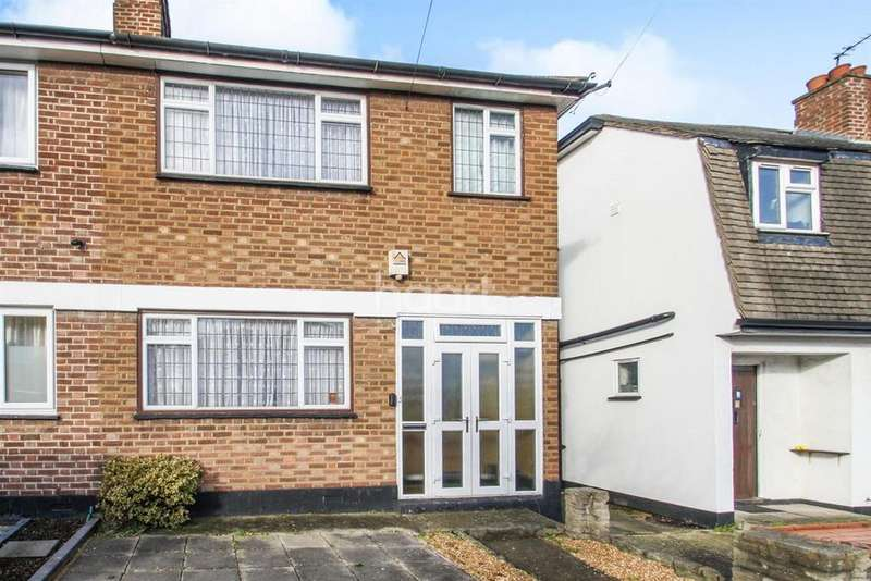 3 Bedrooms Semi Detached House for sale in Greenford