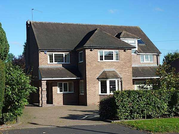 5 Bedrooms Detached House for sale in NORTON - Greyhound Lane