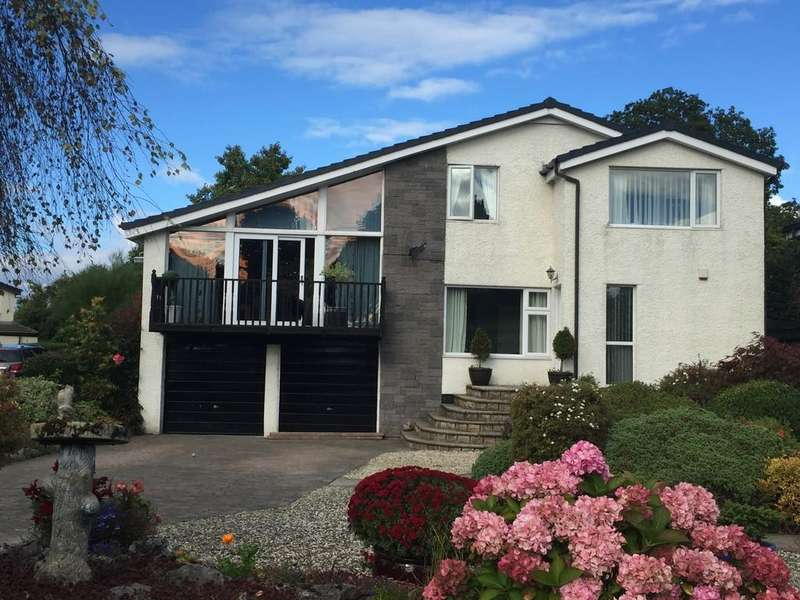 4 Bedrooms Detached House for sale in 105 Parkside Road, Kendal