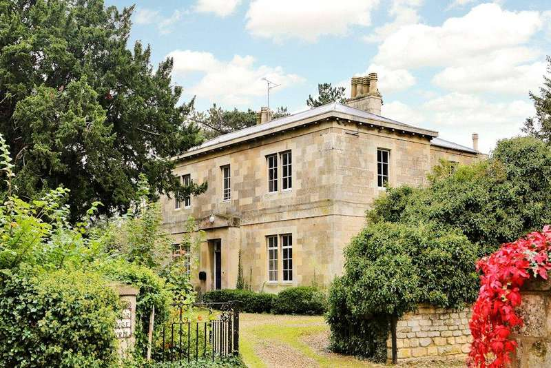 7 Bedrooms Detached House for sale in Manor Farmhouse, Greatford, Stamford