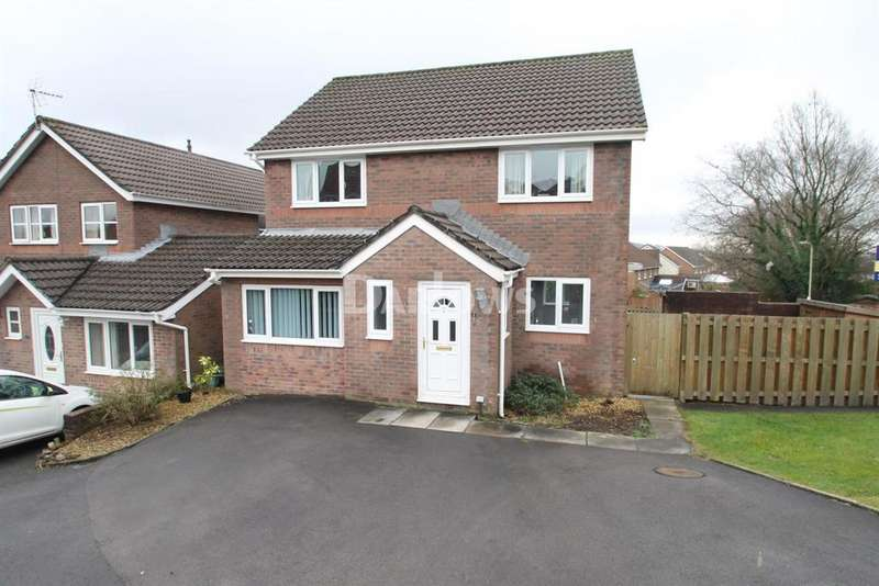 4 Bedrooms Detached House for sale in Heol Brynmor John, Church Village
