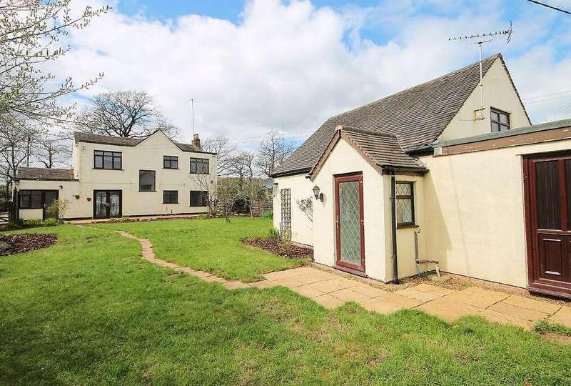 4 Bedrooms Detached House for sale in The Bodnetts, Plantation Lane, Hopwas, B78 3AU