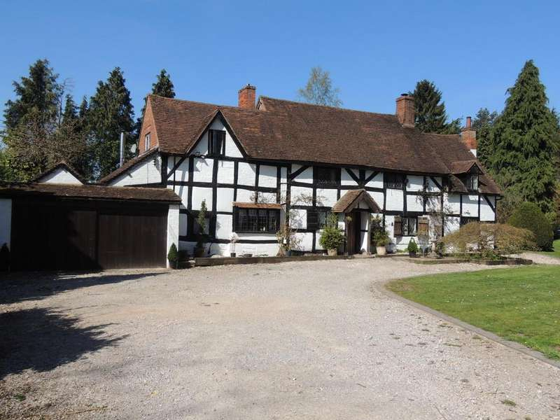 4 Bedrooms Cottage House for sale in Fen End Road, Kenilworth
