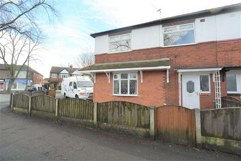 3 Bedrooms Semi Detached House for sale in Church Road, Urmston, Manchester