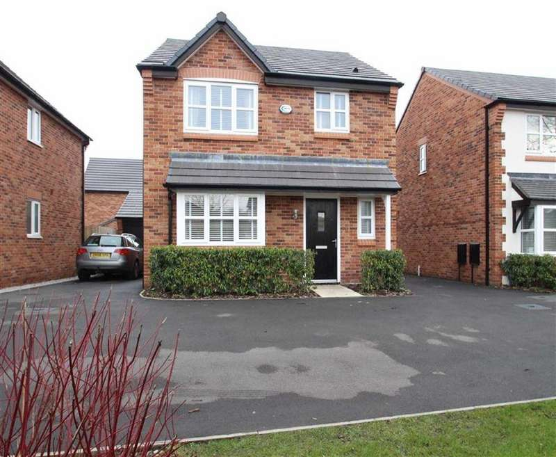 3 Bedrooms Detached House for sale in 64, Ings Lane, Meanwood, Rochdale, OL12