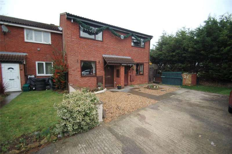 2 Bedrooms Terraced House for sale in St Thomas Court, Bridgwater, Somerset, TA6