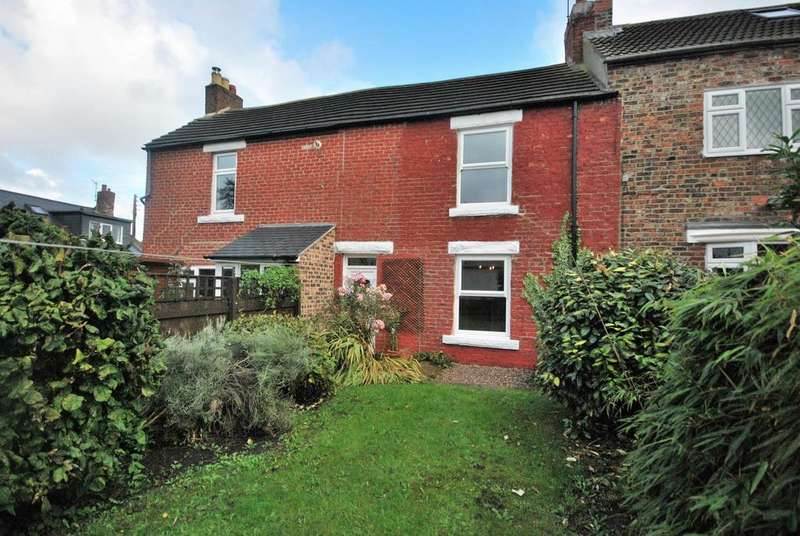 2 Bedrooms Terraced House for sale in Whickham
