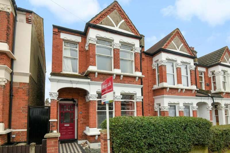 4 Bedrooms Terraced House for sale in Homecroft Road, Sydenham, SE26
