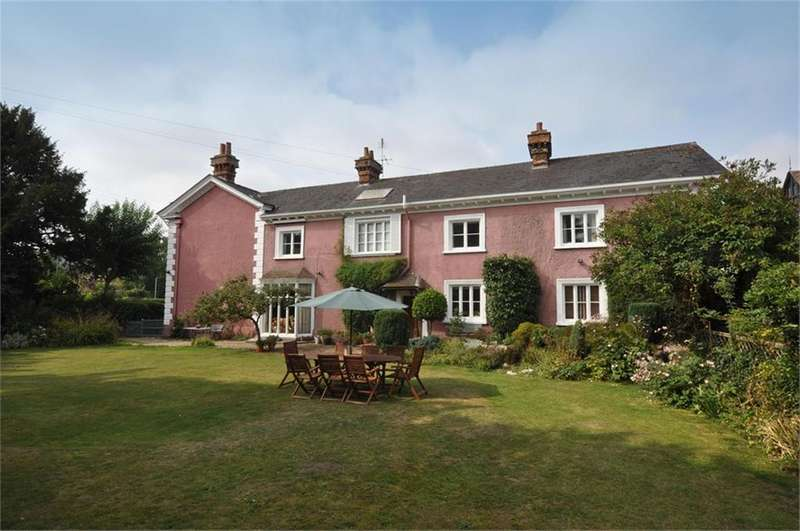 6 Bedrooms Link Detached House for sale in Staplegrove about 0.5 Acre